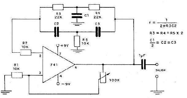 Circuito Oscilador : Componentes eletronicos artigos osciladores