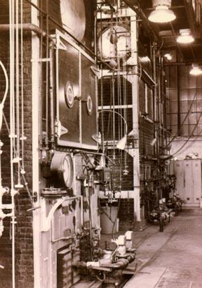 Pasadena City College Steam Heating Plant