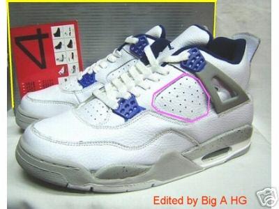 Jordan 4 Fake