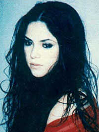 Black Haired Shakira