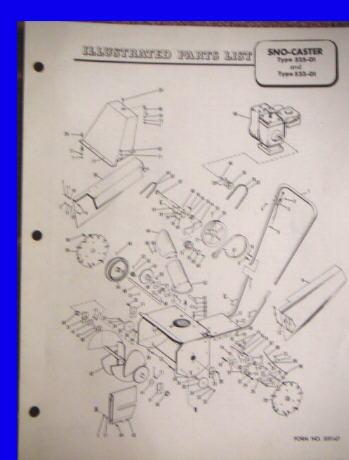 bolens snowblower wiring diagram bolens 5210 snow blower parts list rh banyan palace com New Holland Schematics Bush Hog Schematics