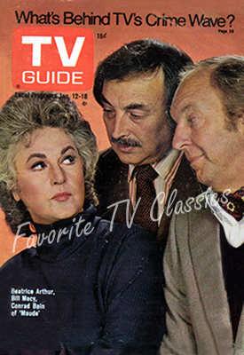 1974 TV Guide June 22 - John Chancellor; Sunset Strip decline of a legend;Walker