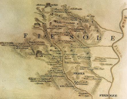I toponimi di borgunto caldine grattacapo manzuolo for Planimetrie del paese di collina