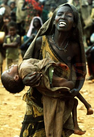 ethiopians and the problem of starvation The solutions what has to be done to improve the economy to begin tackling the economically challenged issues of ethiopia, the country needs to make more foreign relationships that will provide the country with more foreign aid.