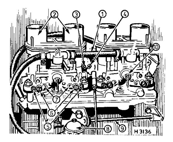 Weber 40 Idf Accelerator Pump Side