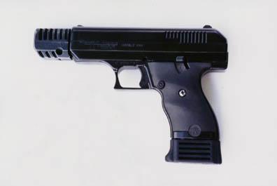 HI-POINT 9MM C -COMP HAND GUN TEST