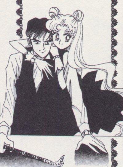Sailor Moon S Carddass Graffiti 279