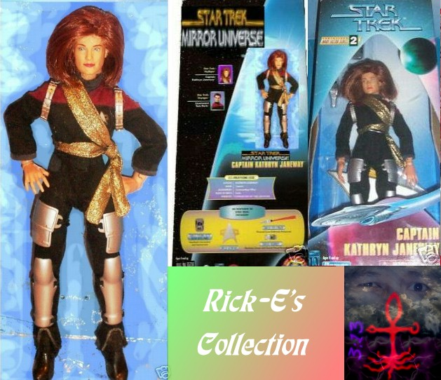 Movie and tv characters for Mirror janeway