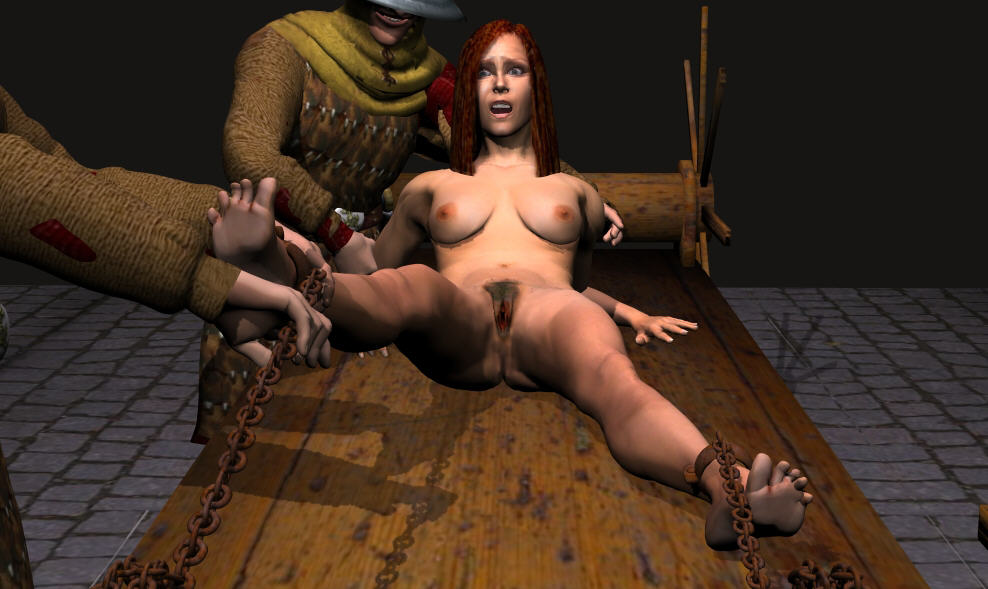 Pictures of nude witches apologise, but