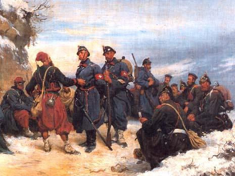 FRANCO-PRUSSIAN WAR