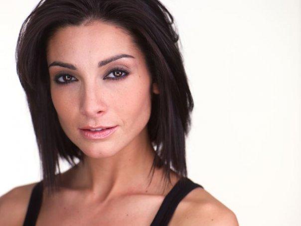 Courtney Laine Mazza Singer Actress Dancer Model