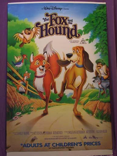 Disney Animated Movie Posters