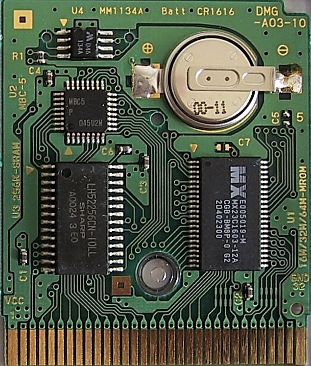 GameBoy Cartridges