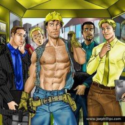 Quien Puede Negarse A La Masculinidad De Un Hombre Rudo