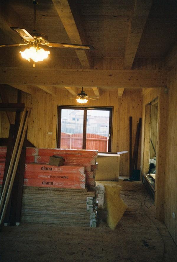 Michael Gelman Folk Dance Teacher Building The House In
