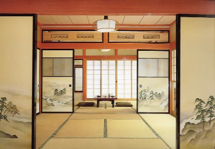 Fusuma Sliding Door