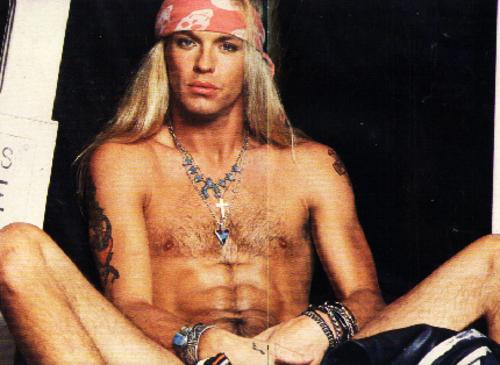 Bret Michaels Nude Pictures, Naked Scenes Reviews