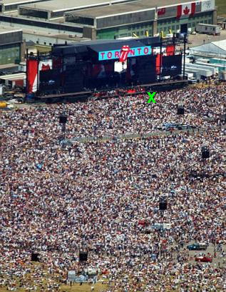 Concert Reviews Molson Canadian Rocks For Toronto