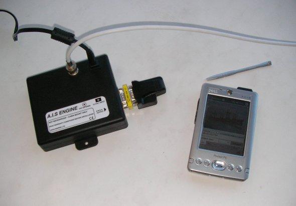 wireless ais ship tracking with ais logger decoder plotter nasa ais engine wiring diagram at gsmx.co