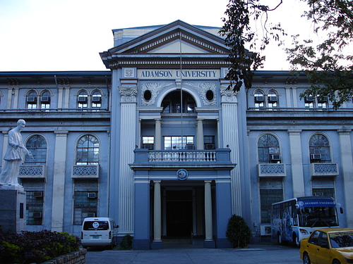 adamson university Find researchers and browse departments, publications, full-texts, contact details and general information related to adamson university.