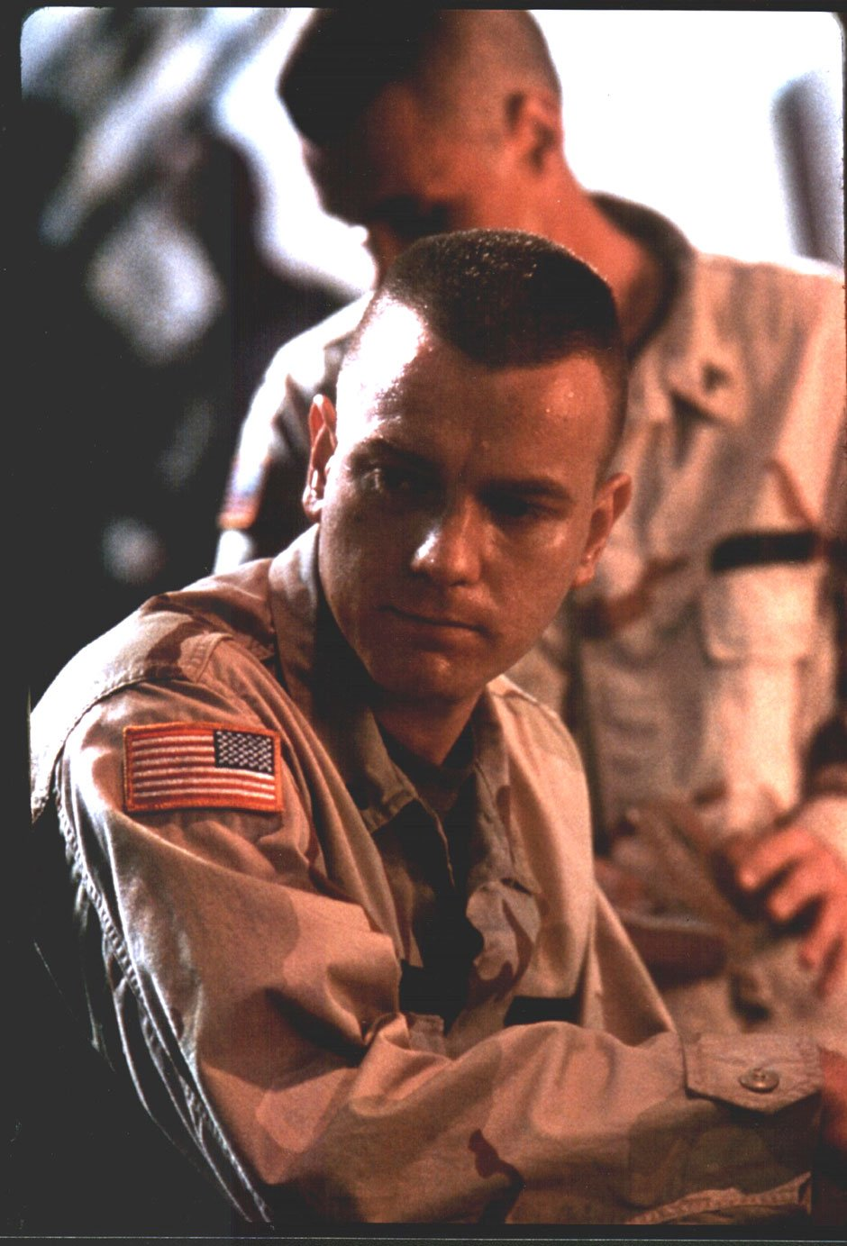 Gregory Sporleder Online - Black Hawk Down Orlando Bloom