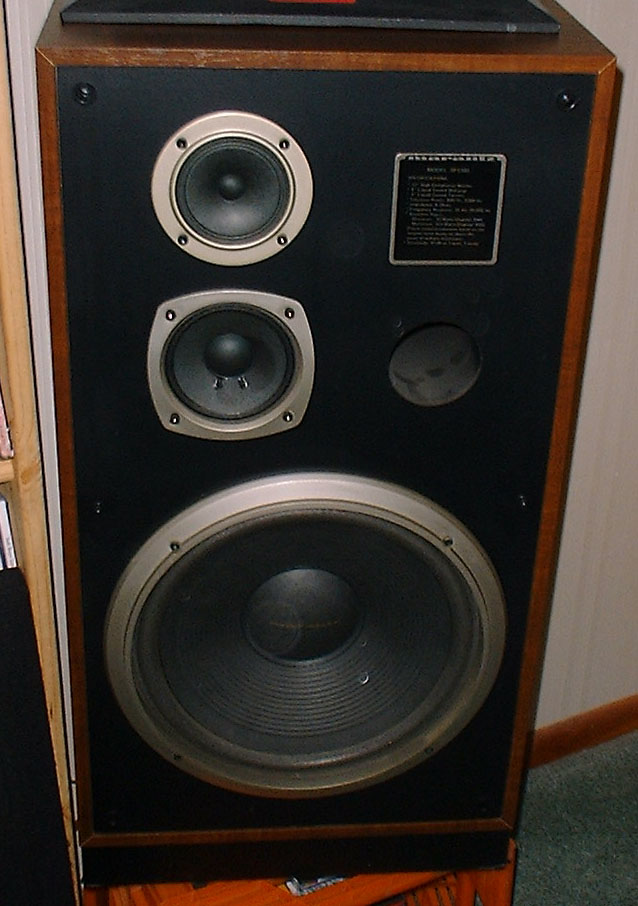 Greg S Yard Sale Stereo System