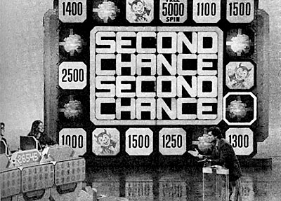 a second chance game