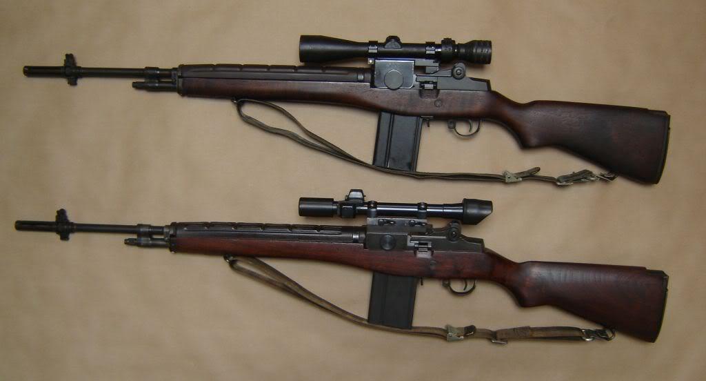 M14, M14A1 Rifles and Rifle Marksmanship