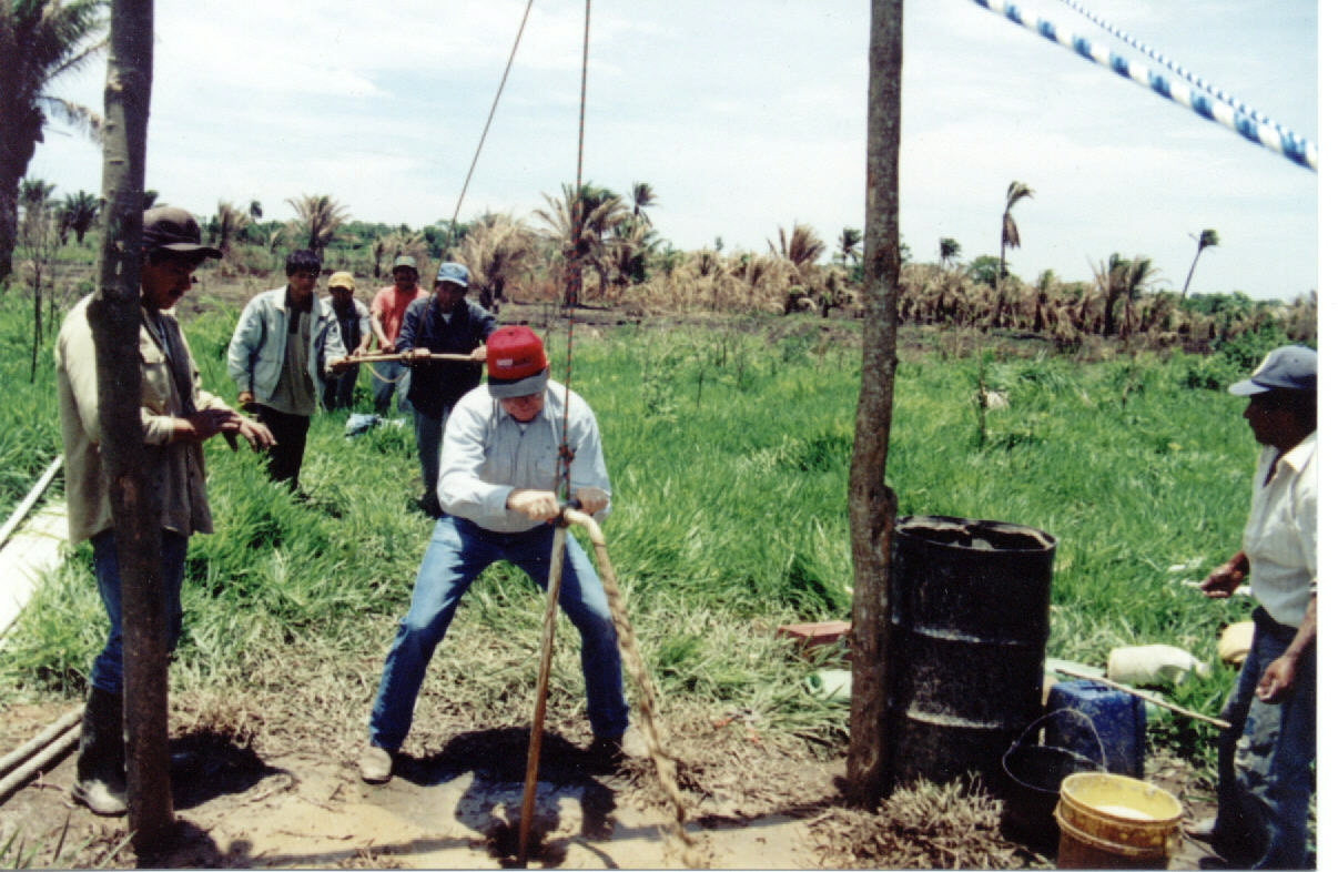 Cost To Drill A Water Well 117