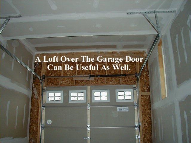 Garage Storage Lofts By Durham Deckworks Also Patio Decks