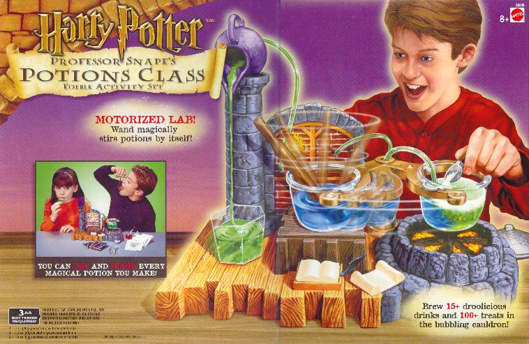 Image result for snape's potion class toy