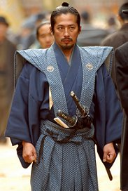 Ujio Hiroyuki Sanada Is A Sword Master And Katsumotos Ken Watanabe Right Hand Man Always At To Protect His Samurai Lord Fierce