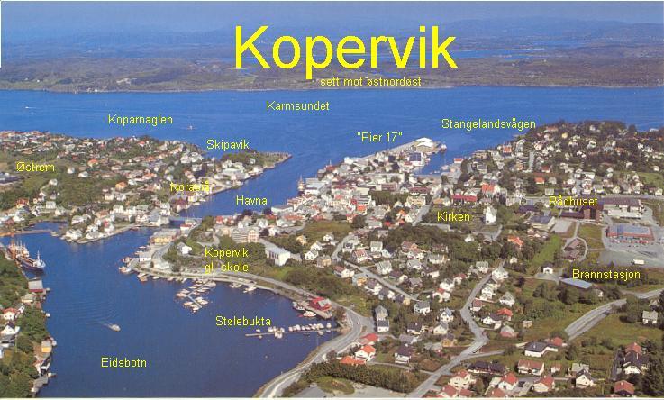 kart kopervik Kart over Karmøy, Karmøy kommune kart kopervik