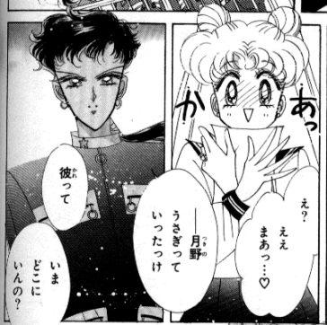 usagi and seiya meet joe