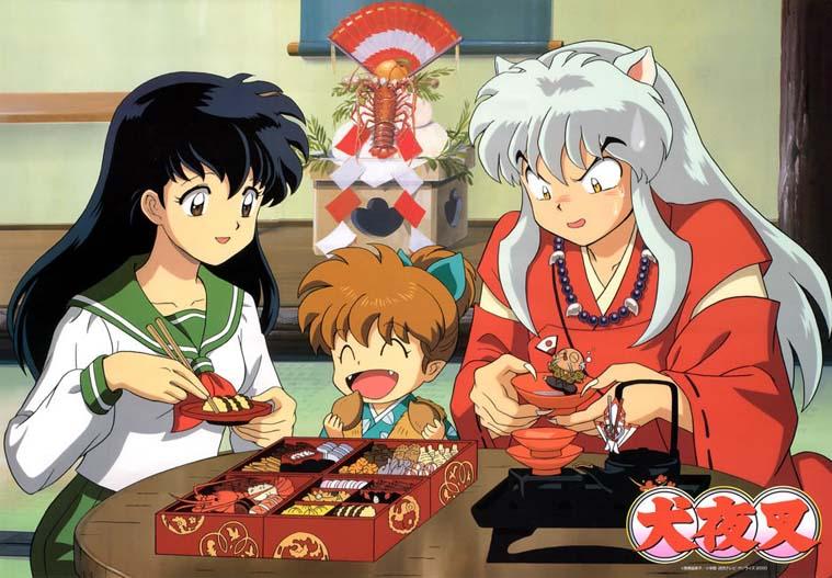 Anime Characters Eating : Anime eating