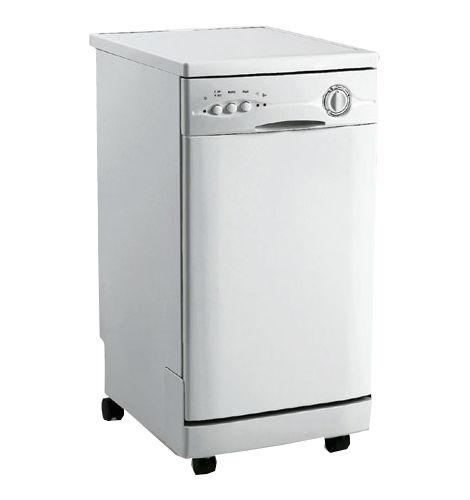 Dishwashers Compact Dishwasher Portable Slimline
