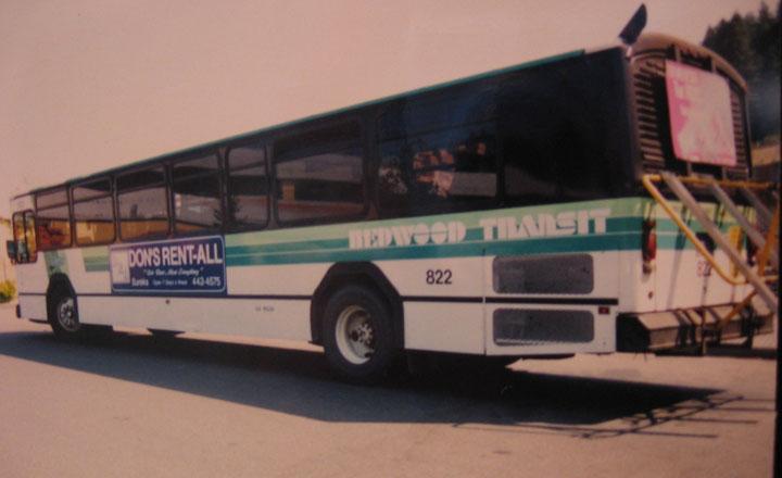 Redwood Transit System Images
