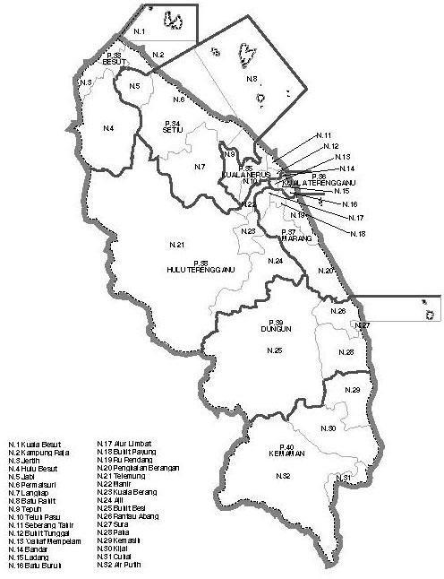 malaysia - pilihan raya