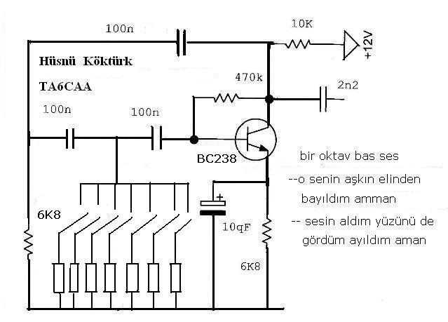 sinusoaidal sound circuits h u00fcsn u00fc k u00f6kt u00fcrk tb6bhk