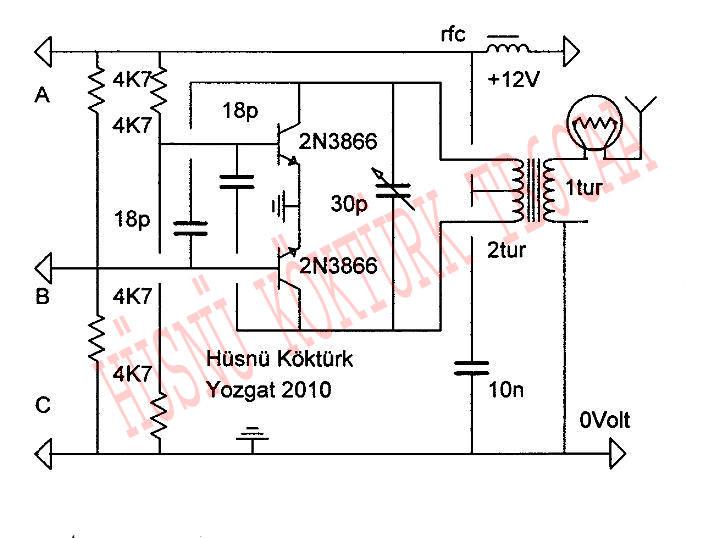 multi transmitter