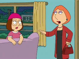 Lois Griffin She Is The Wife Of Peter And Mother Meg Html