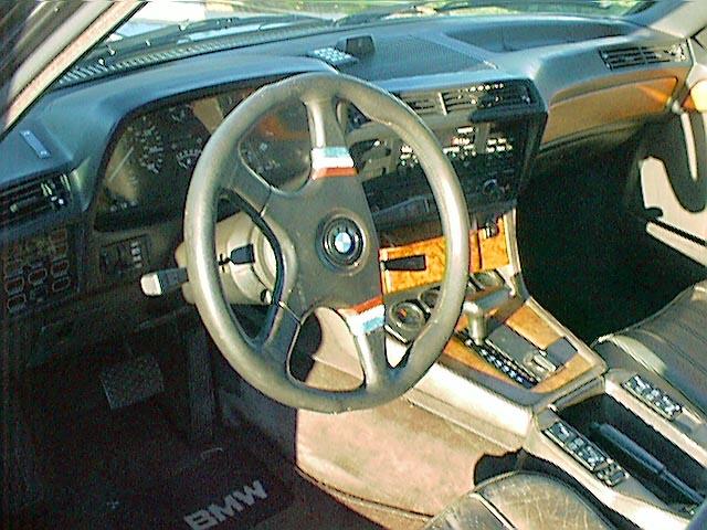 TURBO BMW 745i