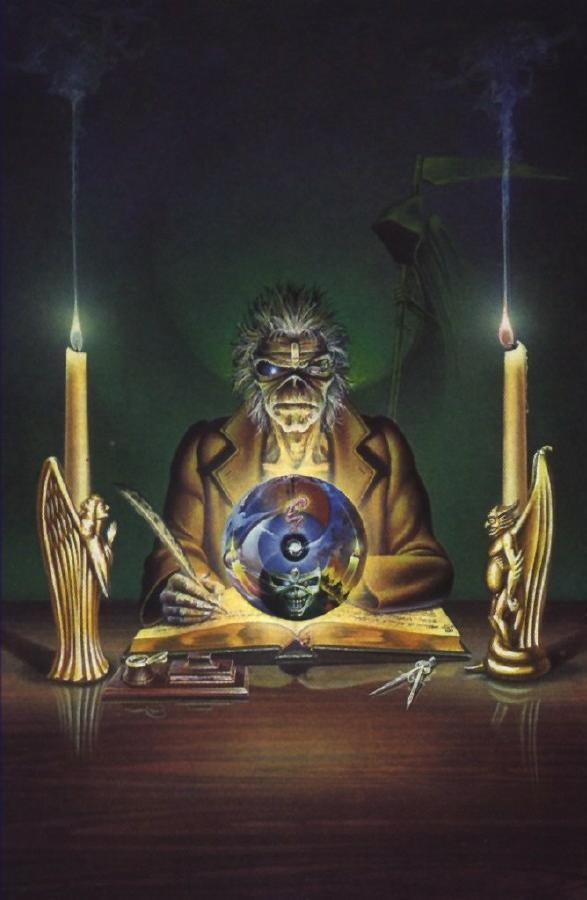 Eddie S Iron Maiden By Rusoftware
