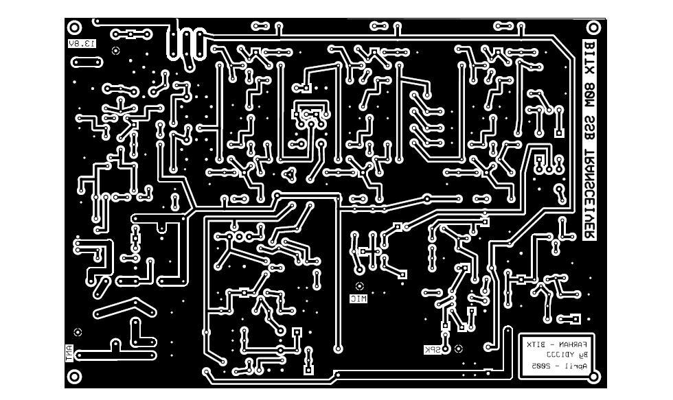 PCB Layout.