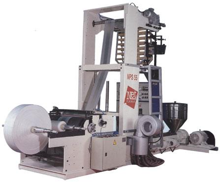 Plastic Extrusion Extruder Equipment Processing Machinery