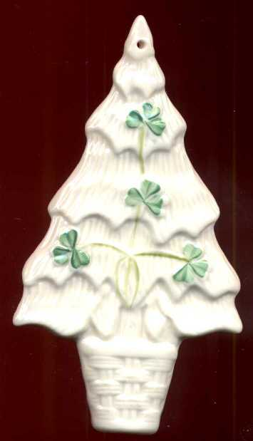 Retired And Or Rare Belleek Ornaments