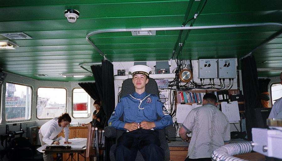 La cantine for Chaise du capitaine
