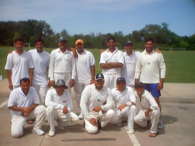 Ismailia Cricket Club