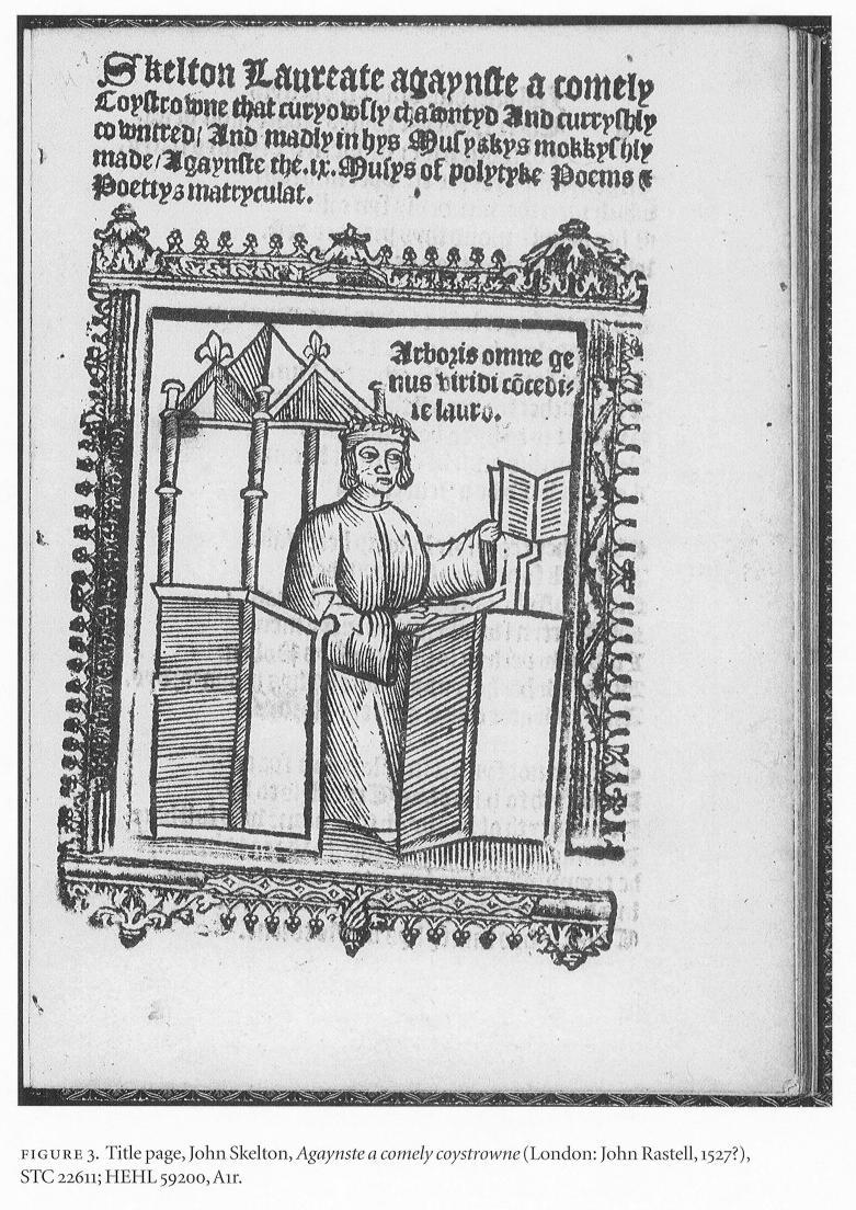 John Skelton organ