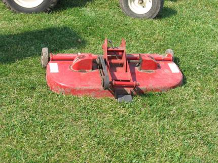 JaTee's Red Shed - Wheel Horse Attachments